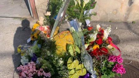 Torre Annunziata, dolore e lacrime alla manifestazione per ricordare Maurizio, ucciso dopo una lite