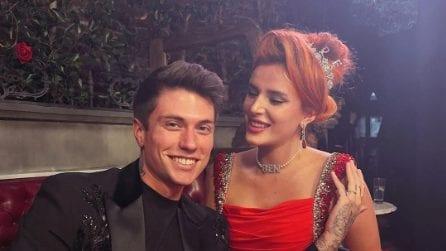 Bella Thorne, i look per la festa di fidanzamento con Benji Mascolo