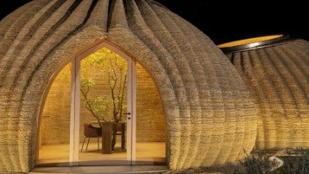 La prima casa ecosostenibile stampata in 3D in terra cruda è realtà