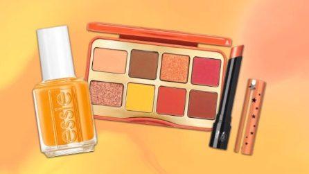Arancione: 20 prodotti beauty da provare a Maggio