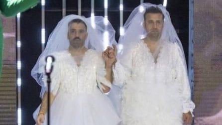 Felicissima Sera, Pio e Amedeo e gli ospiti dell'ultima puntata