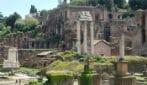 Roma, Fori Imperiali aperti ma deserti