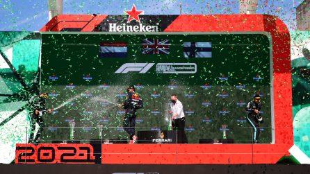 Formula 1, le immagini del Gp del Portogallo