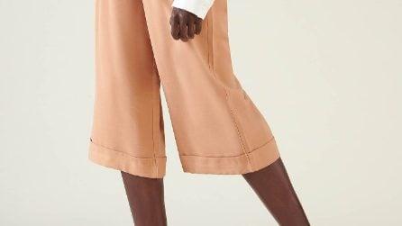 I pantaloni culotte per la primavera 2021
