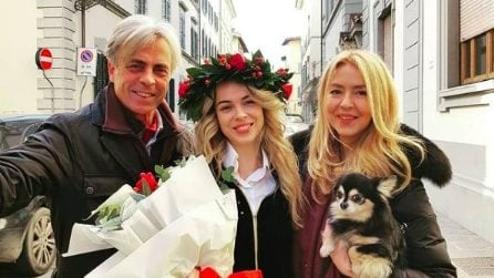 Stefania Gucci, la splendida mamma di Drusilla