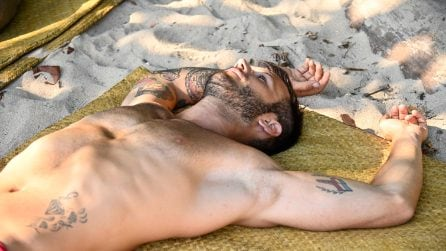 I tatuaggi di Matteo Diamante