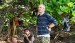 Le foto di Ubaldo Lanzo all'Isola dei Famosi