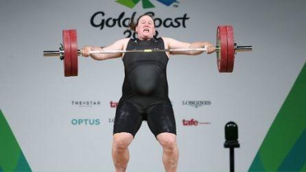 Laurel Hubbard, prima transgender qualificata alle Olimpiadi di Tokyo 2020