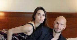 Le foto di Nicolò Zenga e Marina Crialesi