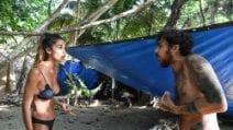 Andrea Cerioli e Francesca Lodo, scontro tra i due naufraghi all'Isola dei Famosi