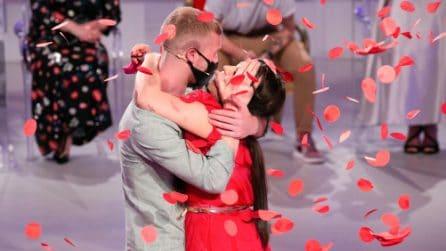 """Samantha Curcio sceglie Alessio Cennicola a Uomini e Donne: """"Vuoi essere il mio fidanzato?"""""""