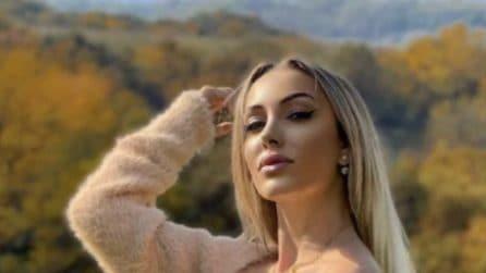 Le foto di Maria Braccini, la fidanzata di Jannik Sinner
