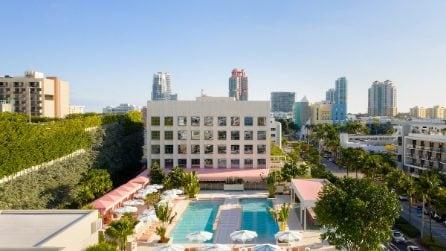 Nel nuovo hotel di lusso aperto da Pharrel Williams e David Grutman a Miami