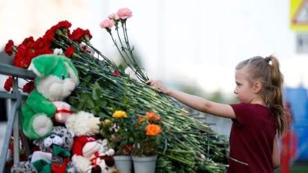 Russia sotto choc dopo la sparatoria in una scuola di Kazan