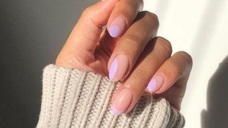 Manicure lilla: smalti e idee da copiare