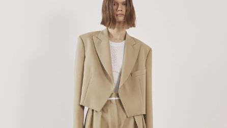Le giacche corte sono il must have della Primavera 2021