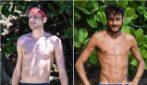Quanti chili hanno perso i naufraghi dell'Isola dei Famosi 2021: il prima e dopo
