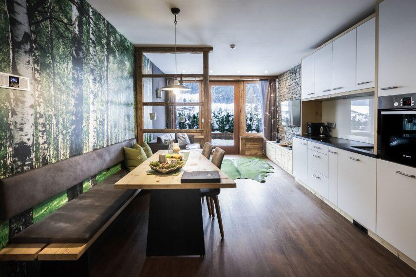 Si trova a Luttach, in Alto Adige, e può accogliere fino a sei ospiti. Link all'alloggio: www.airbnb.com/rooms/30417140