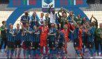 Le foto della festa scudetto dell'Inter a San Siro