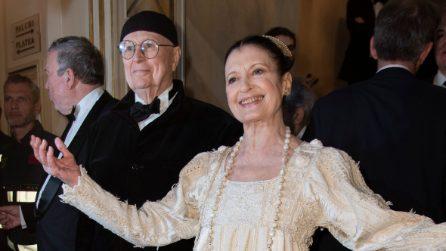 L'eleganza dell'étoile Carla Fracci