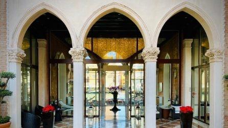 Sia hotel che galleria d'arte esclusiva, benvenuti al Sina Centurion Palace di Venezia