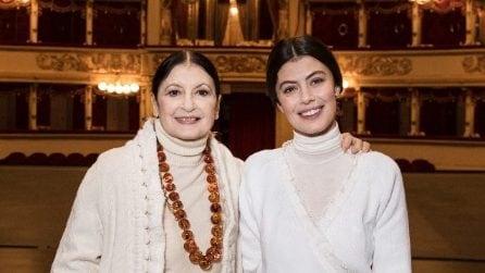 Carla, le foto di scena del film su Carla Fracci con Alessandra Matronardi