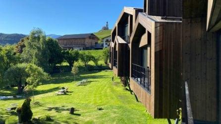L'apice del benessere sulle Dolomiti è in suite di lusso immerse nella natura più incontaminata