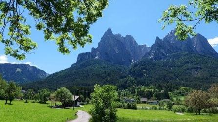 7 mete sull'Alpe di Siusi per amanti del design e della natura