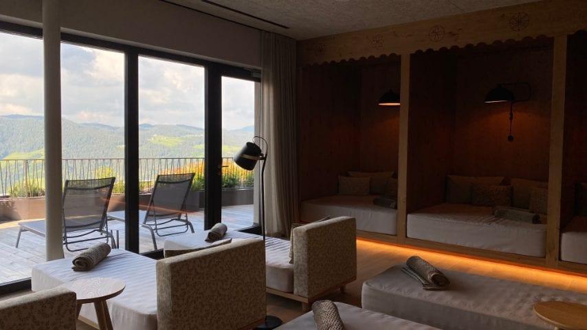 Hotel Gfell Foto di Stefano Govi