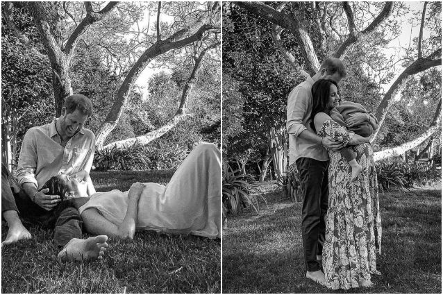 Con queste foto, la coppia ha annunciato la dolce attesa della secondogenita, Lillibet Diana, così chiamata per omaggiare sia la Regina sia la nonna Diana.
