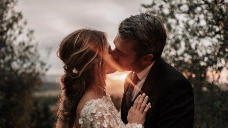 Le foto del matrimonio tra Luca Argentero e Cristina Marino