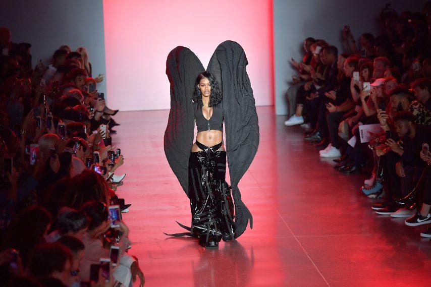 New York Fashion Week, 2018