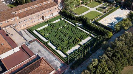 Il labirinto segreto di Venezia è ispirato al racconto di Jorge Luis Borges