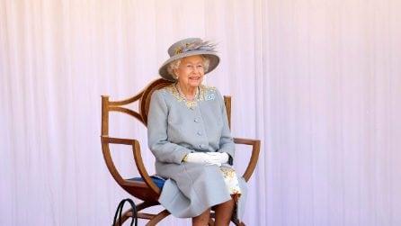 Il 95esimo compleanno della Regina Elisabetta II: le foto della festa ufficiale