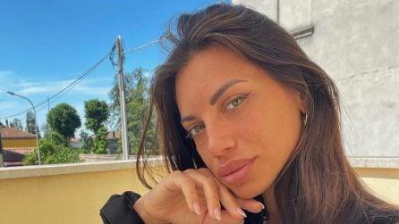 Le foto di Arianna Mora, la fidanzata di Giordano Mazzocchi