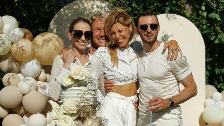 Eleonora Abbagnato e Federico Balzeretti, la festa per i 10 anni di nozze