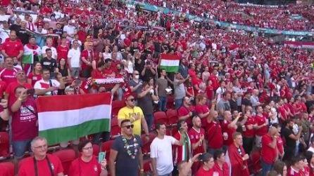 Ungheria-Portogallo, nessuna regola anti-Covid e stadio pieno a Budapest per Euro 2020