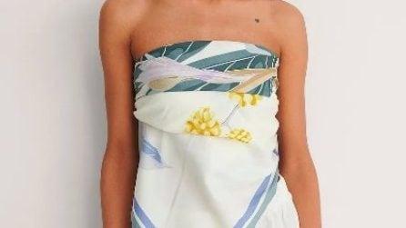 I foulard da usare al mare durante l'estate 2021