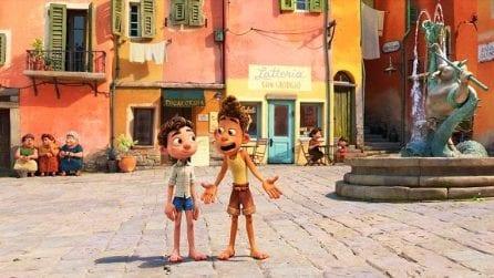 Le foto di Luca, il film Pixar di Enrico Casarosa