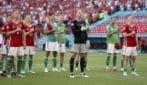 L'Ungheria canta l'inno con tutto lo stadio: la bellissima scena a fine gara