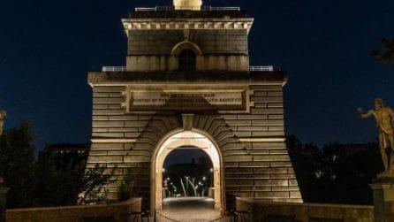 Roma, riapre la famosa Torretta Valadier di Ponte Milvio
