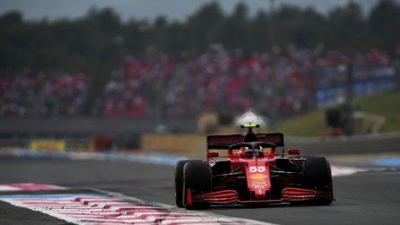 Le immagini del GP di Francia di Formula 1