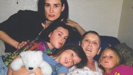 Rummer, Tallulah e Scout: le foto delle figlie di Demi Moore da piccole