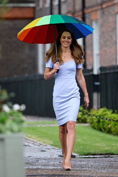 Kate Middleton alla London School of economics
