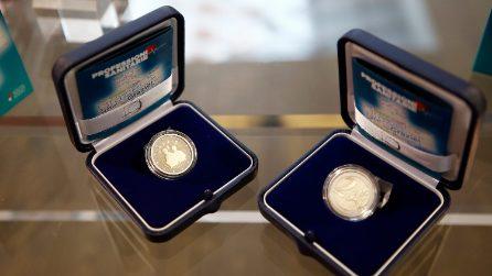 Roma Museo della Zecca, presentazione moneta in argento dedicata alle professioni sanitarie