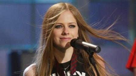 La trasformazione di Avril Lavigne
