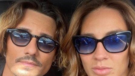 Le foto di Francesca Manzini e Marco Scimia, suo compagno e sosia di Johnny Depp
