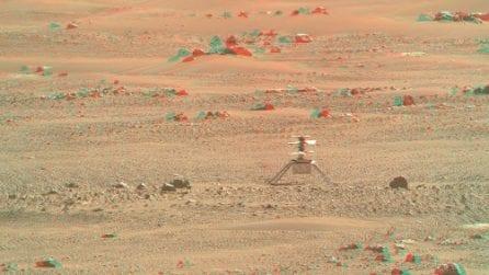 Le foto in 3D della superficie di Marte