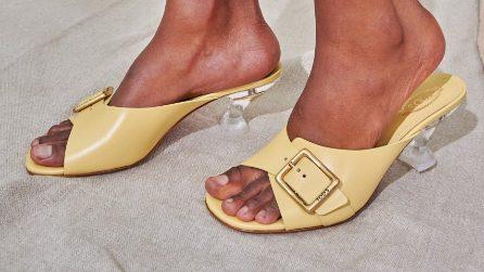 Mule, le scarpe aperte di tendenza per l'estate 2021