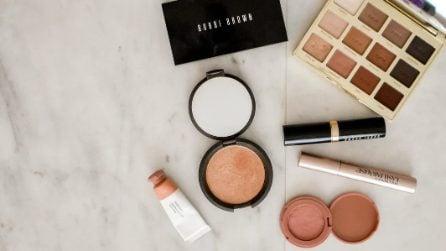 Make up senza fondotinta: tutti i prodotti da utilizzare